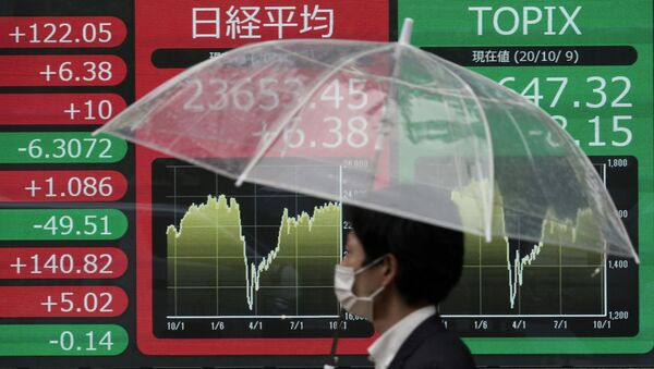 日経平均株価 30年ぶりに高値を記録 一時2万8000円台に - Sputnik 日本