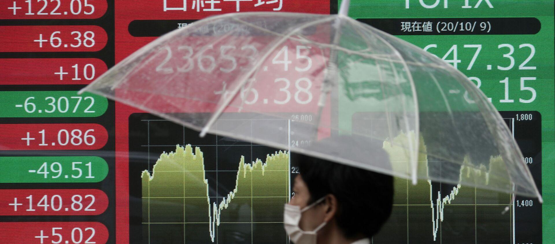 アジアが地球の救済に数兆ドルを用意 - Sputnik 日本, 1920, 24.08.2021