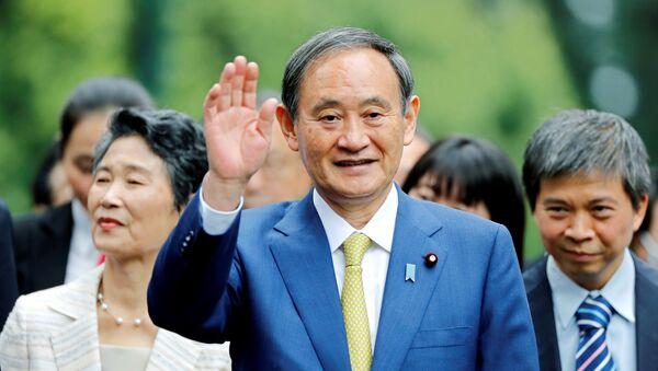 Thủ tướng Nhật Bản Yoshihide Suga thăm chính thức Việt Nam - Sputnik 日本