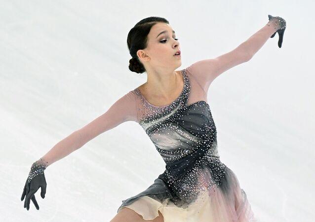 アンナ・シェルバコワ選手