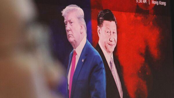 中国と米国 - Sputnik 日本