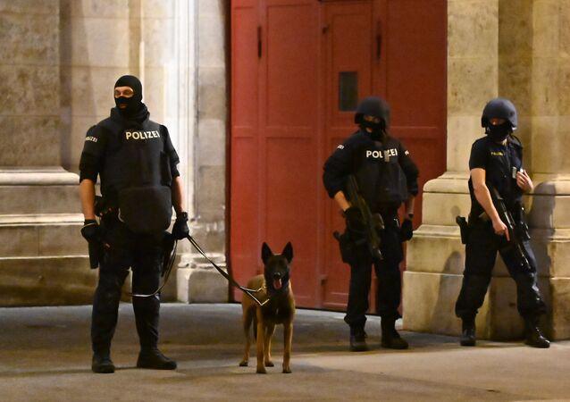ウィーンの銃撃テロ