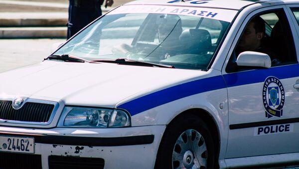 ギリシャ 警察 - Sputnik 日本