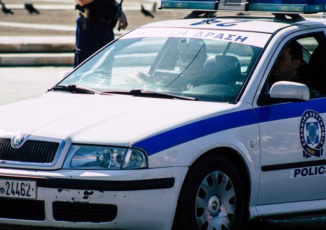 ギリシャ 警察