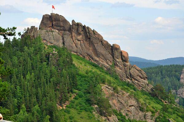 クラスノヤルスク地方のストルビ国立公園 - Sputnik 日本