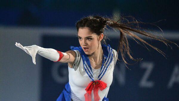 エフゲニア・メドベージェワ選手 - Sputnik 日本
