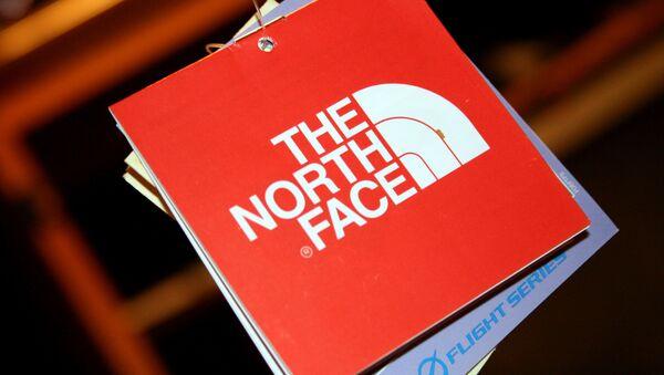 『The North Face』のロゴ - Sputnik 日本