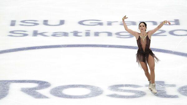 トゥクタミシェワ、GPロステレコム杯での勝利について「ビックリです」 - Sputnik 日本
