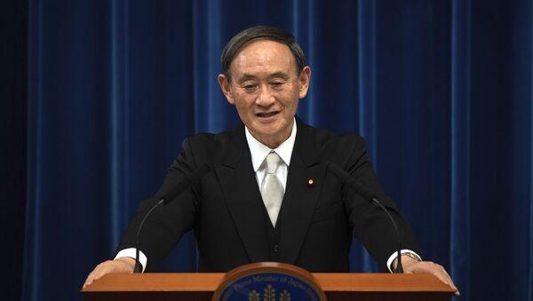 菅義偉首相 - Sputnik 日本