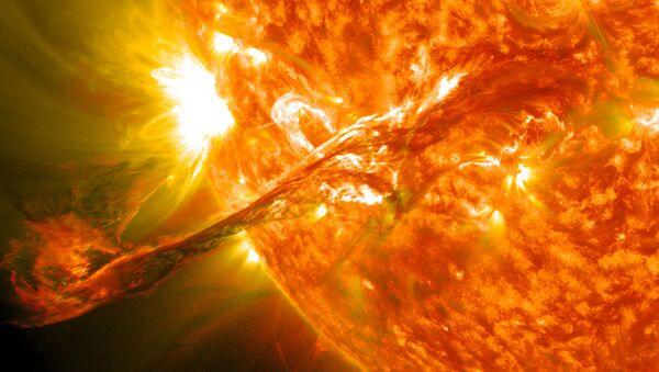 太陽フレア - Sputnik 日本