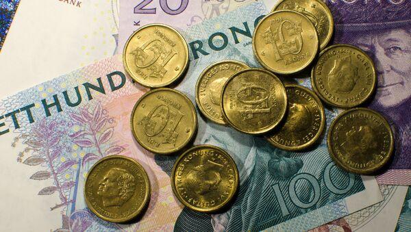 スウェーデンコイン - Sputnik 日本