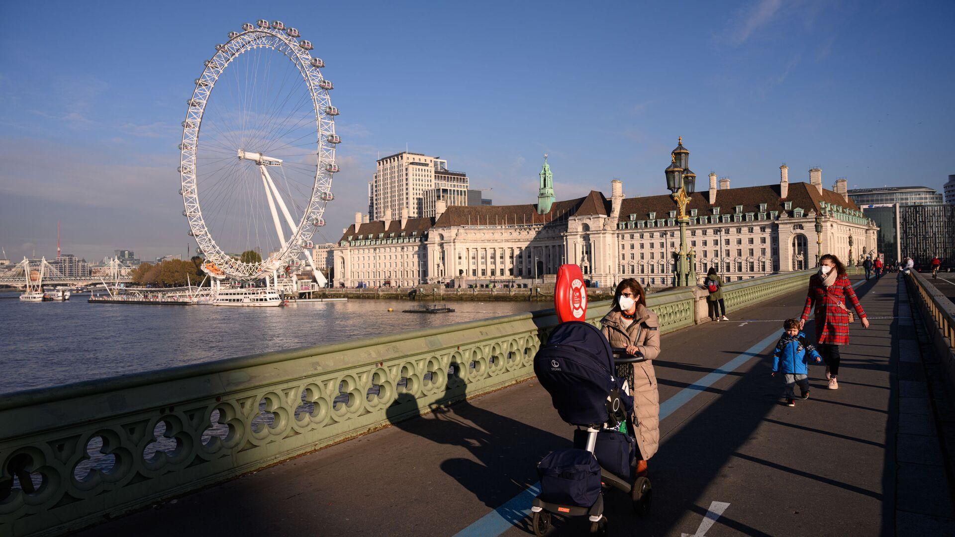 英国 海外旅行へ行く自国民に対し来週からワクチンパスポートを導入 - Sputnik 日本, 1920, 11.05.2021