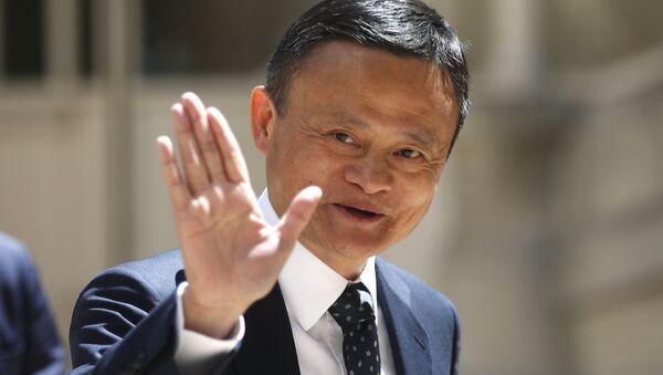 中国政府 アリババ創設者が率いる学生らを警戒 - Sputnik 日本