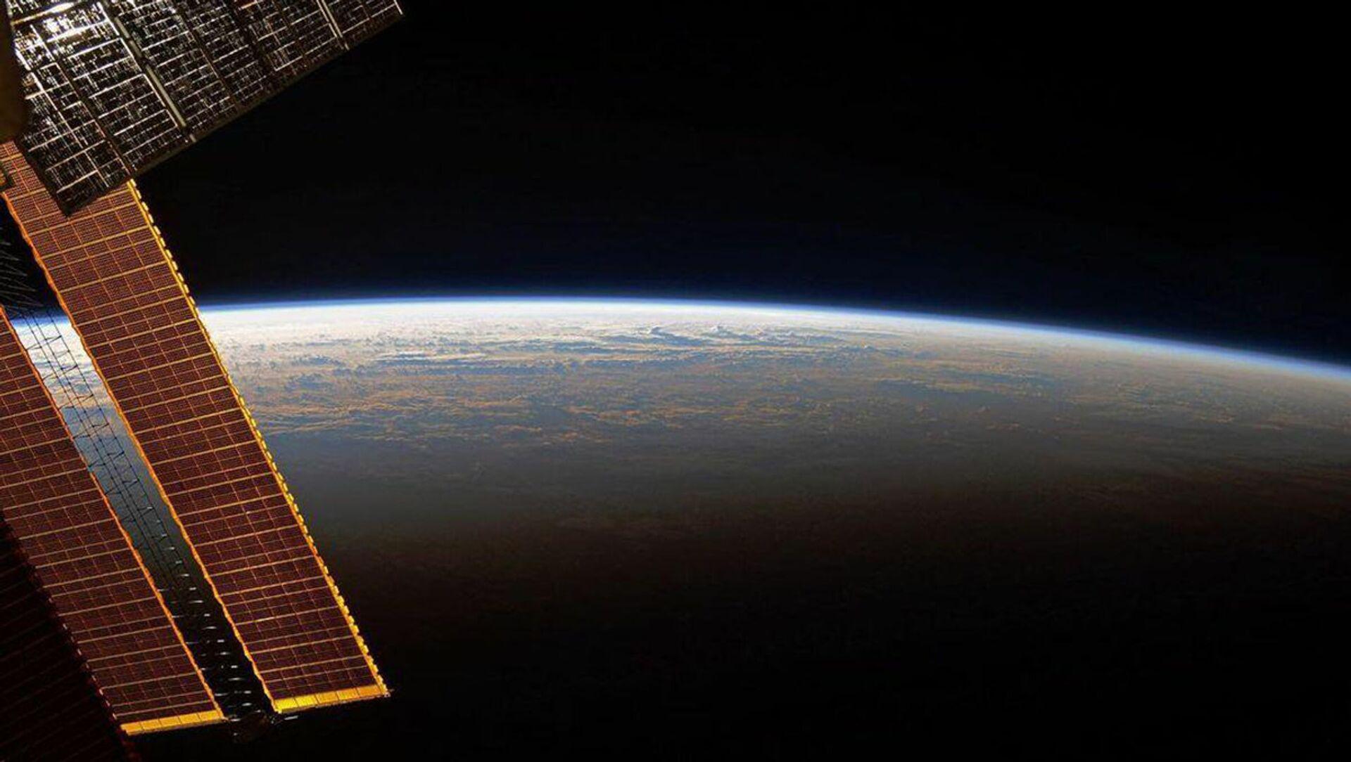 Рассвет с борта МКС - Sputnik 日本, 1920, 18.03.2021