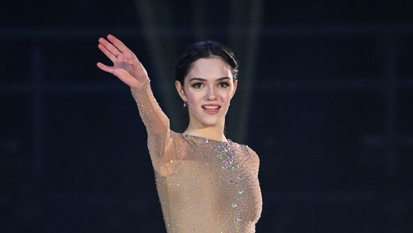 フィギュアのメドベージェワ選手 - Sputnik 日本