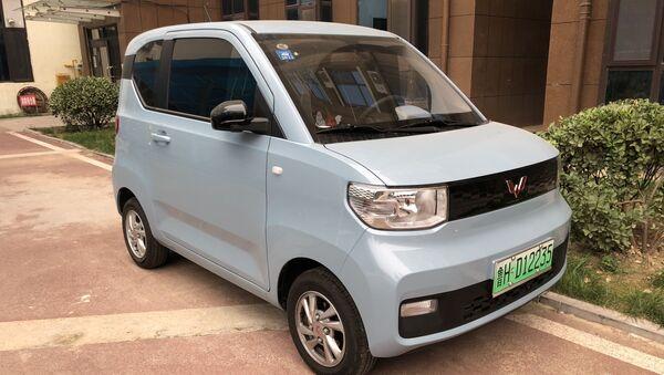 Wuling Hongguang Mini EV - Sputnik 日本