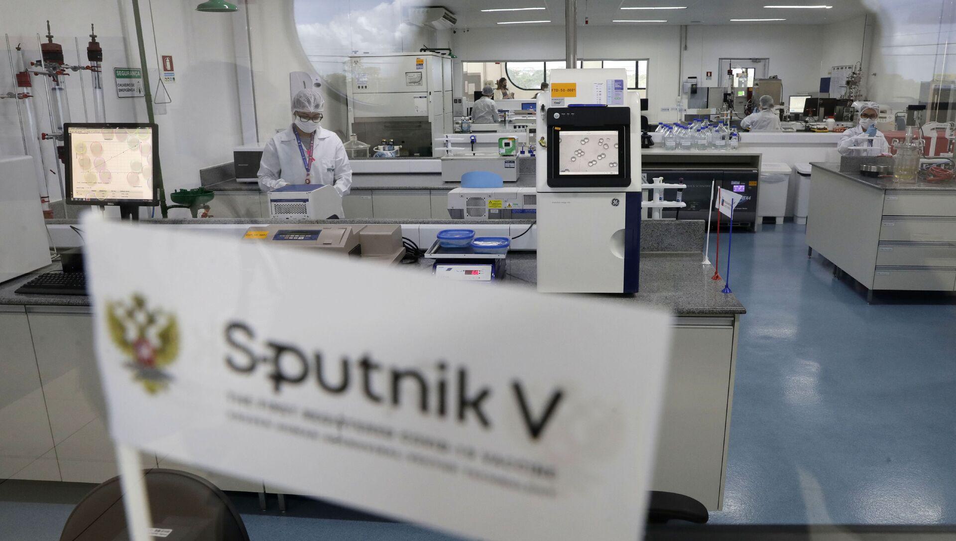 ロシア製コロナワクチン「スプートニクV」 - Sputnik 日本, 1920, 07.02.2021