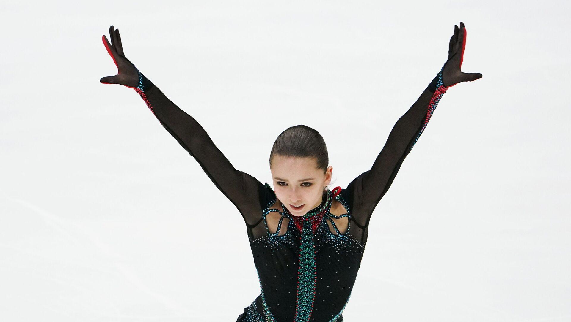 カミラ・ワリエワ - Sputnik 日本, 1920, 08.02.2021