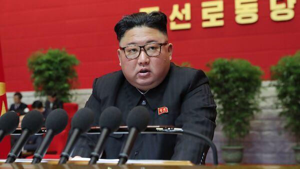 北朝鮮 バイデン政権に挑戦状を叩きつけ、対話を拒否か? - Sputnik 日本