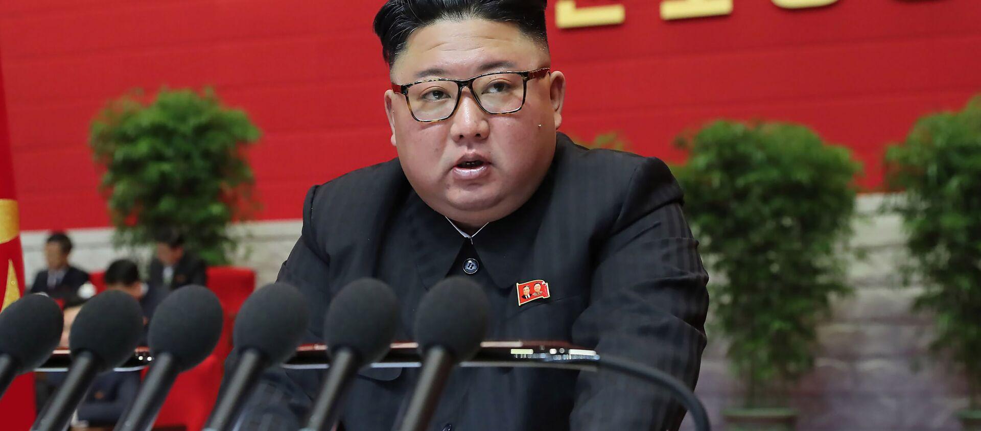 北朝鮮に対話を呼びかけるバイデン大統領:北朝鮮はなぜ拒否するのか? - Sputnik 日本, 1920, 05.10.2021