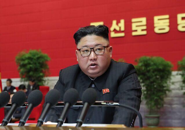 北朝鮮の金正恩総書記 K-POPをガンに例える