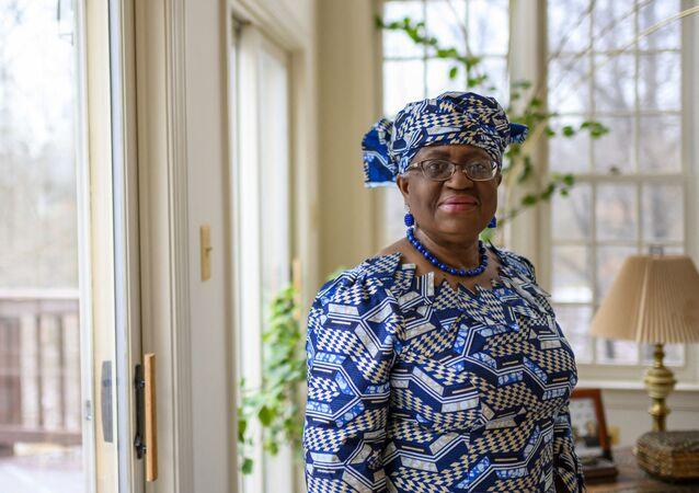 世界貿易機関(WTO)のンゴジ・オコンジョ=イウェアラ新事務局長