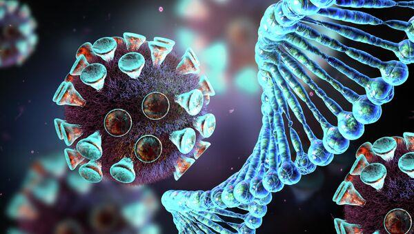 新型コロナウイルスはヒトのDNAを改変しない - Sputnik 日本