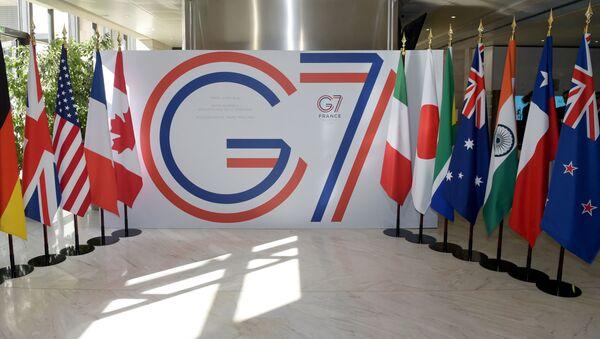 G7 - Sputnik 日本