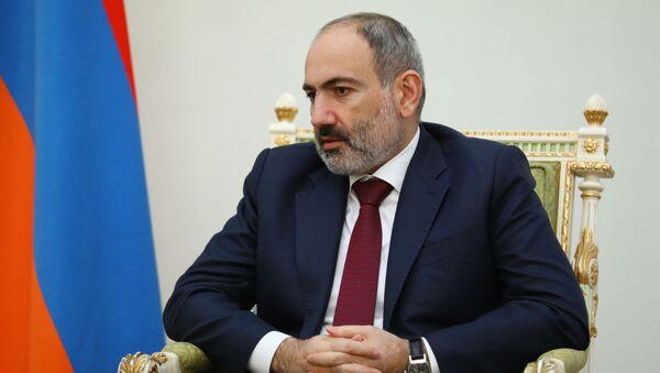 アルメニア パシニャン首相辞任 - Sputnik 日本