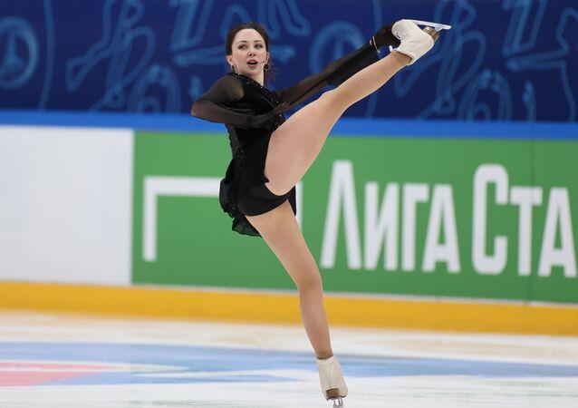 トゥクタミシェワ選手