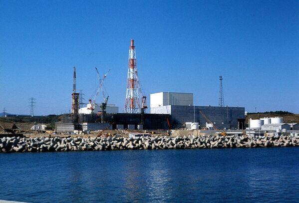 福島第一原子力発電所の建設風景(1970年撮影) - Sputnik 日本