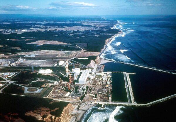福島第一原子力発電所の建設風景(1971年撮影) - Sputnik 日本