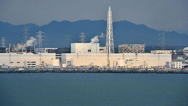 福島第一原子力発電所 - Sputnik 日本