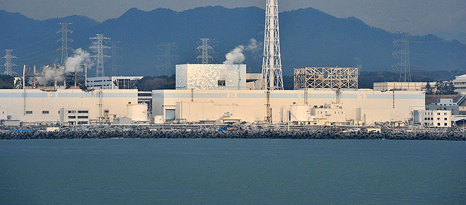 福島原子力発電所 - Sputnik 日本, 1920, 26.06.2021