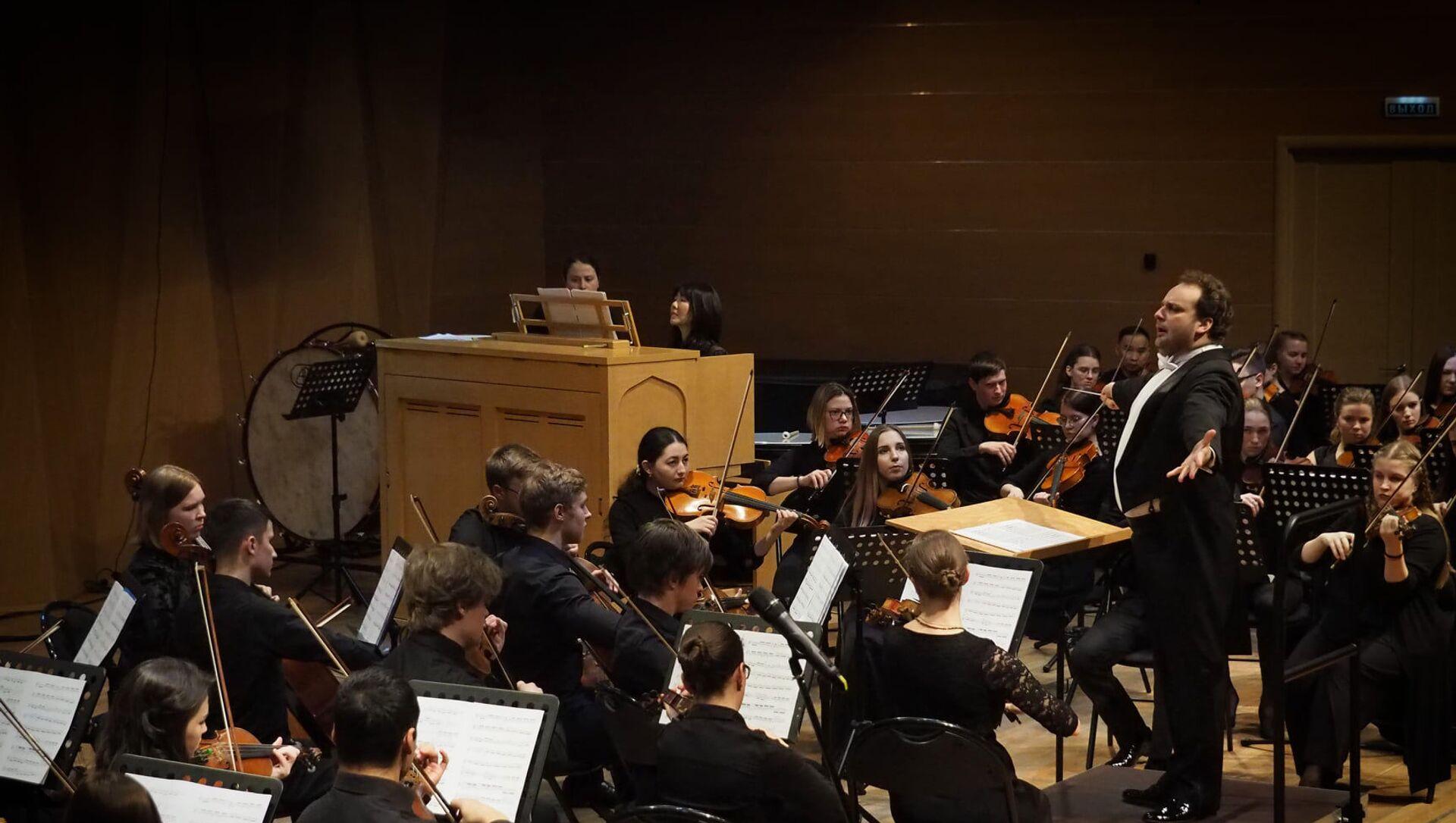 Petrozavodsk State Glazunov Conservatoire - Sputnik 日本, 1920, 09.03.2021