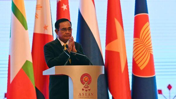 タイのプラユット・チャオンチャ首相 - Sputnik 日本