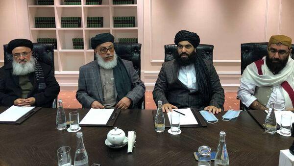 アフガニスタン反政府武装勢力タリバンの交渉責任者 - Sputnik 日本