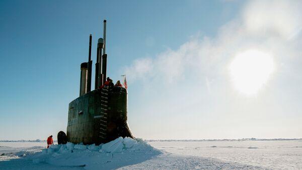 Американская атомная подводная лодка USS Connecticut - Sputnik 日本