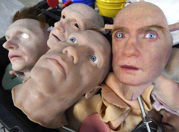 プロモロボット社が開発した人工皮膚のサンプル - Sputnik 日本
