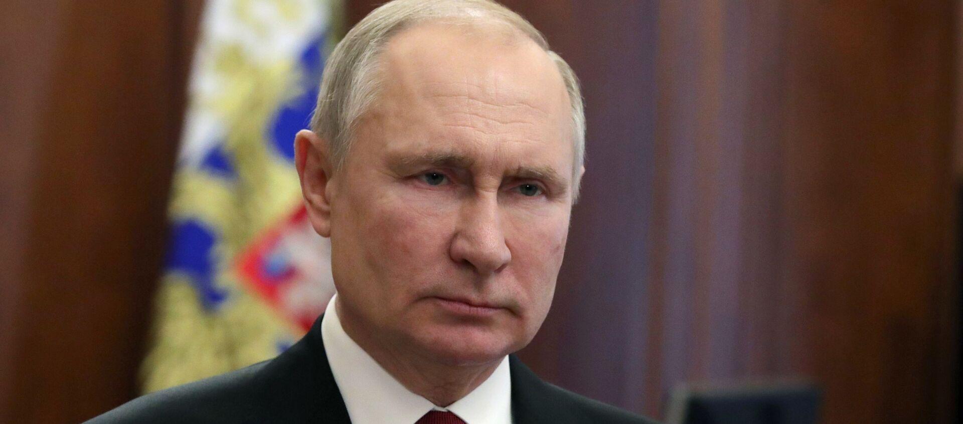 プーチン大統領 - Sputnik 日本, 1920, 22.03.2021