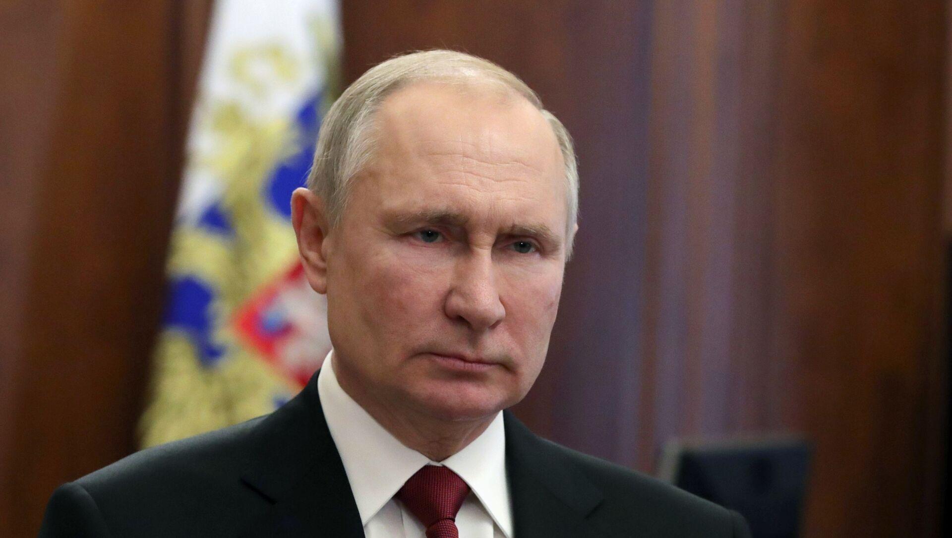 プーチン大統領 - Sputnik 日本, 1920, 20.04.2021