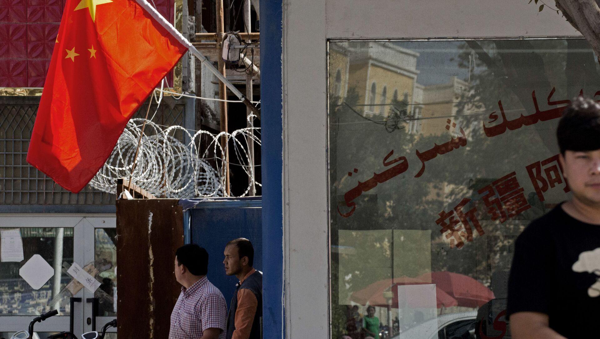 新疆ウイグル自治区当局 いかなる分野でも強制労働はないと表明 - Sputnik 日本, 1920, 10.04.2021