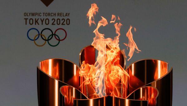 東京五輪 聖火リレー関係者で新たに2名が感染 - Sputnik 日本