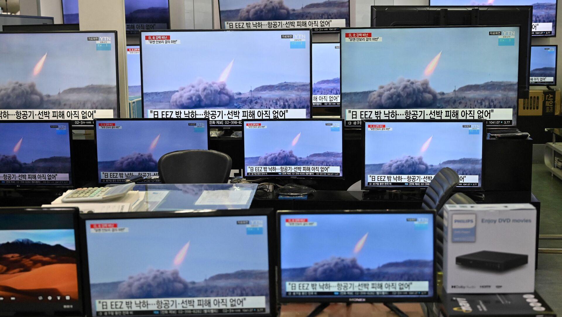 ミサイル発射 - Sputnik 日本, 1920, 29.03.2021