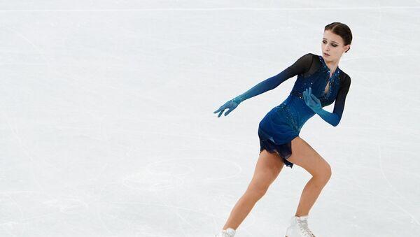 シェルバコワとチェン 米スポーツアカデミーのアスリート・オブ・ザ・マンスにノミネート - Sputnik 日本