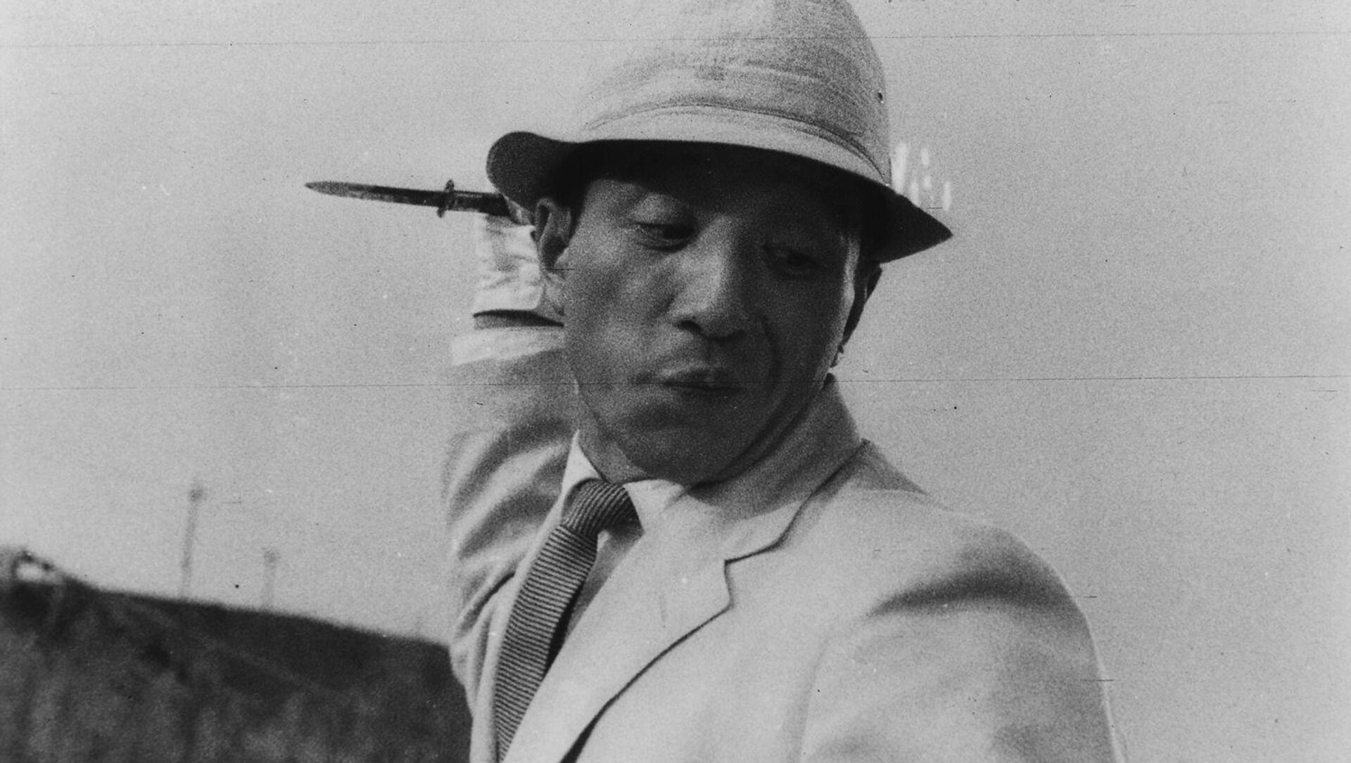映画『おとし穴』に出演する田中邦衛氏。 - Sputnik 日本, 1920, 02.04.2021