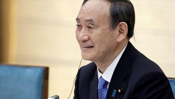 菅首相 - Sputnik 日本