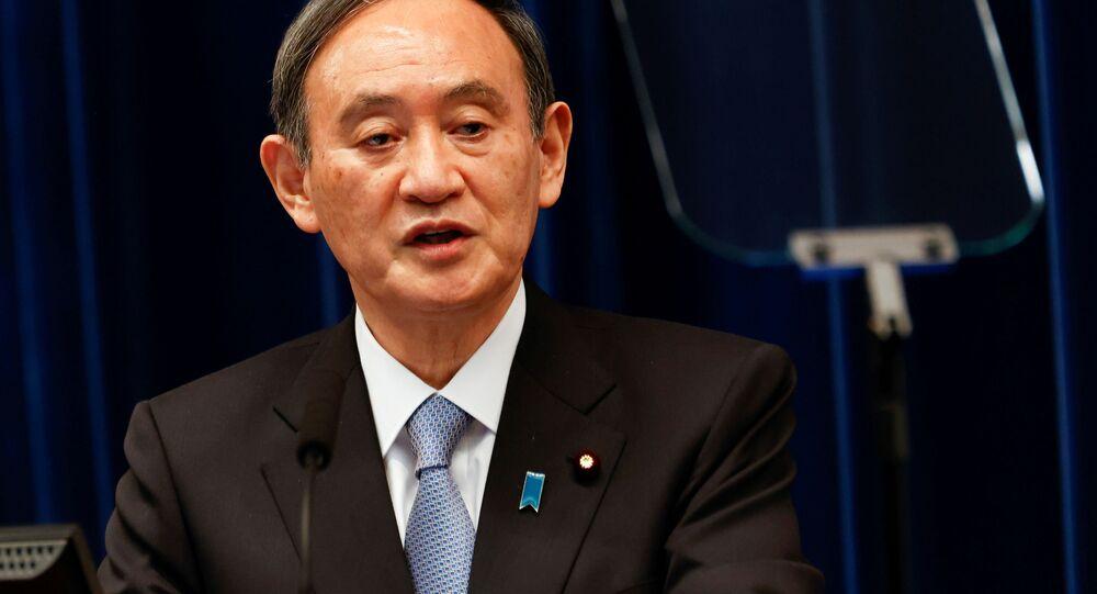 日本の菅首相