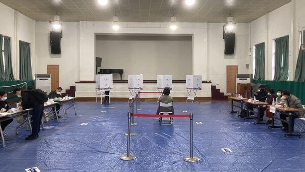 ソウル・釜山の市長選 - Sputnik 日本