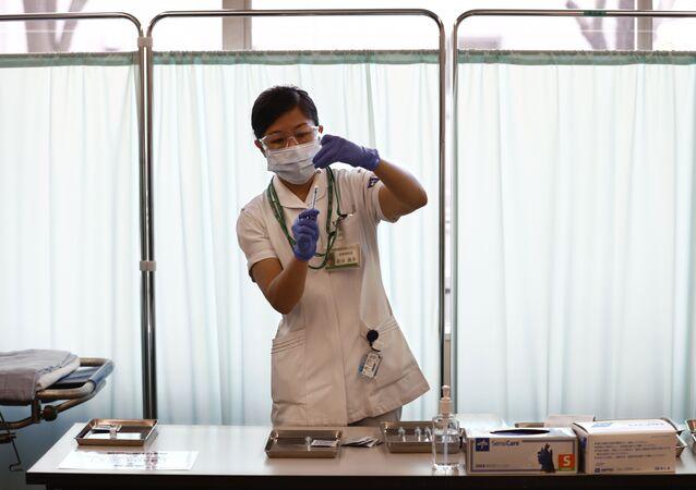 日本 コロナワクチン接種 認知症などの人の意思確認に課題=NHK